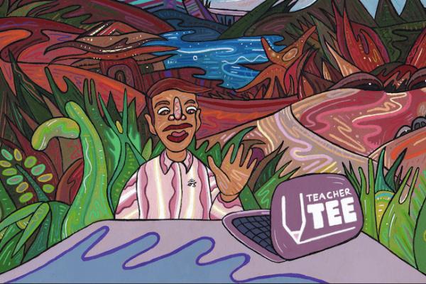 TeacherTee Logo