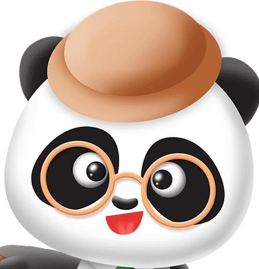 Panda ABC logo